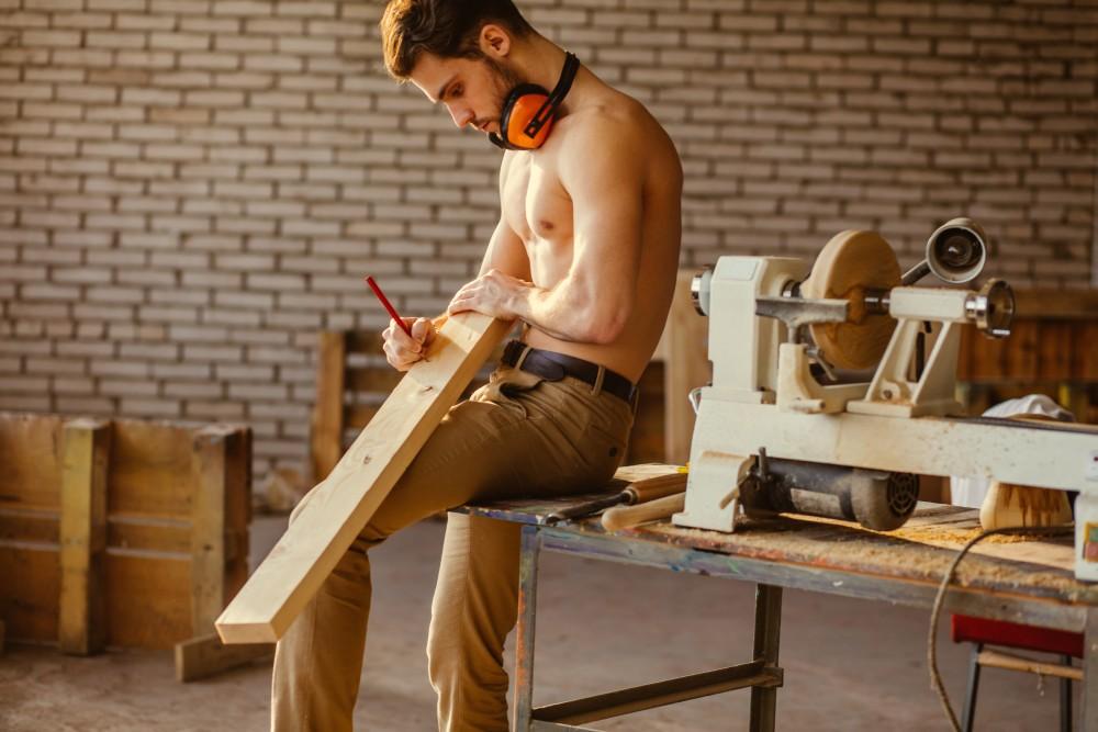 Budujemy garaż drewniany